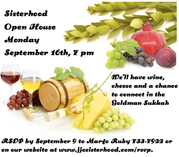 Join us Monday, September 16th!